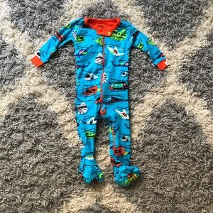 Hatley Helicopter Print PJs- 3-6M